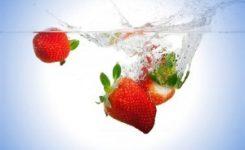 Regla de los cinco segundos… 1, 2, 3, 4 y cómete la fresa del suelo