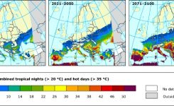 AEMA afirma la aceleración del cambio climático, reflejado en un aumento de temperatura en la tierra
