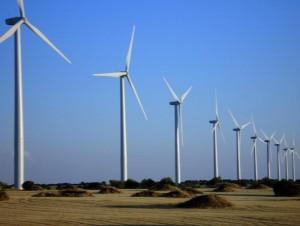 energía eólica en casa