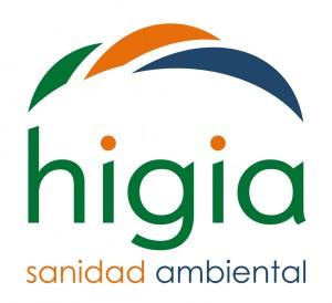 logo HIGIA franquicia control de Plagas