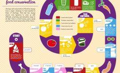 Métodos de conservación de alimentos a lo largo de la historia