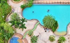 Mantenimiento del agua con sal para piscinas