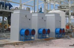 Legislación contra legionella en torres de refrigeración