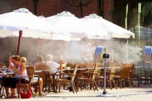 pulverizador de terraza en España