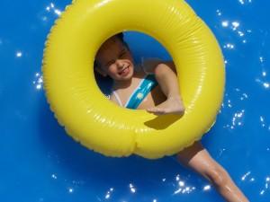 Depuradoras para piscinas permiten el baño feliz de niños
