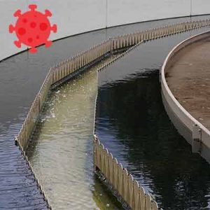 El agua residual capaz de prevenir rebrote de coronavirus